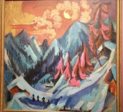 キルヒナー_月下の冬景色_1919年.jpg